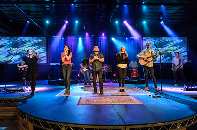 2018-08-05 Sunday Worship Intern Last Day