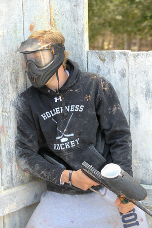 Senior Day - Paintball Style | April 25th
