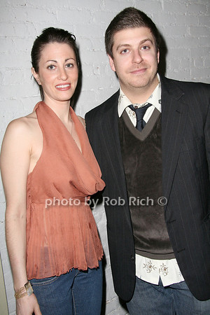 Nikki Cascone and Brad Gossman