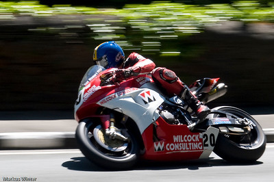 TT 2008, Isle of Man