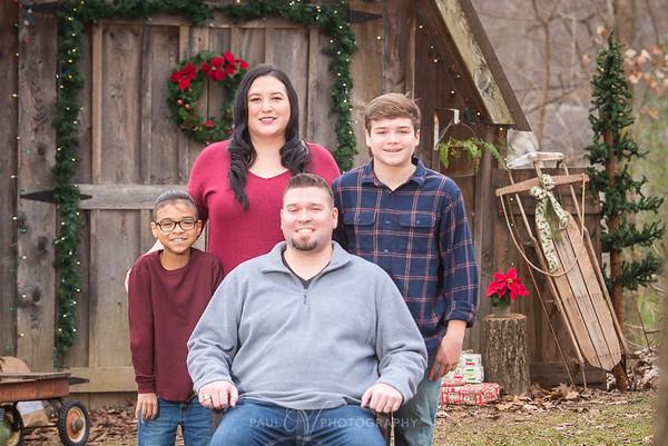 Teresa B Family