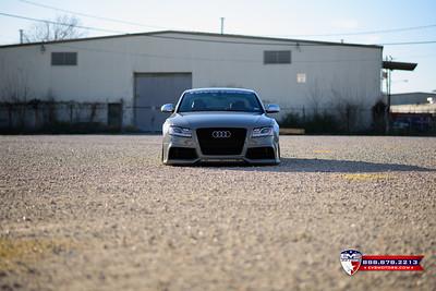 Audi S5 LC105T