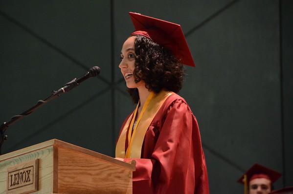 2015- Lenox Memorial High School Graduation-061415
