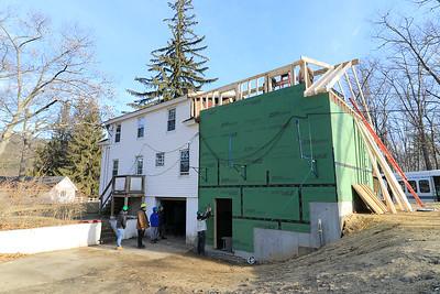 CTEi builds onto the Barrett Park building, January 4, 2019