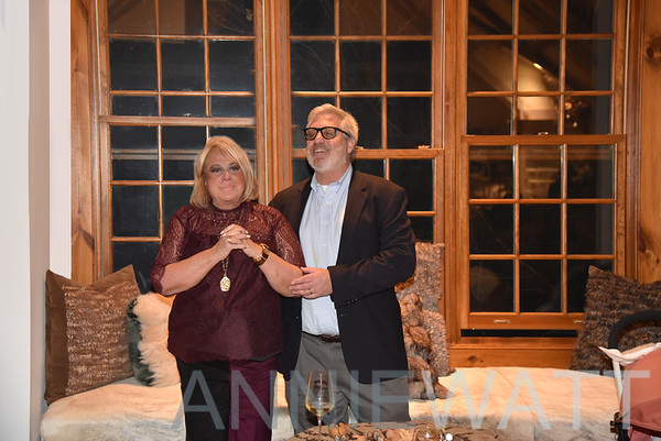 Nov 29, 2019 Joanna and Brian Fisher's host Thanksgiving Dinner