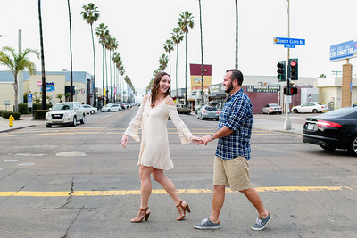 Andrea + Corey: Engaged