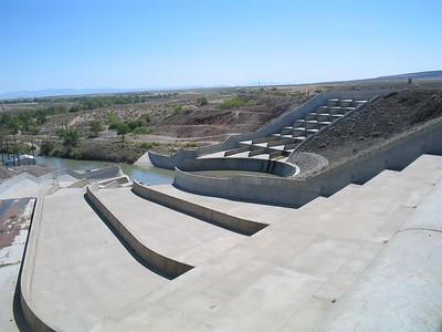 Beautiful Lahontan Dam Photos and Movie