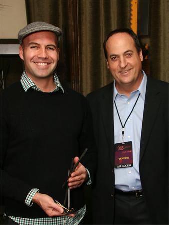 Billy Zane with Jeff Owen