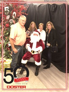 Doster Construction Holiday Party 2019