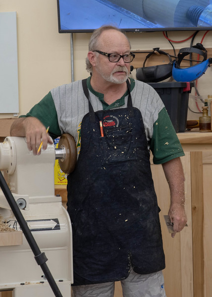 Turning for Furniture Makers with Alan Lacer