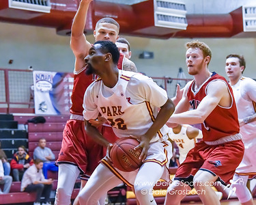 Park Univ. Men's Basketball vs. MidAmerica Nazarene Univ. 2019