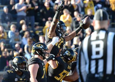 Football - Mizzou 2016 - Vanderbilt