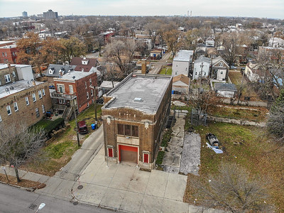 Bird's Eye View of Classic CFD Houses