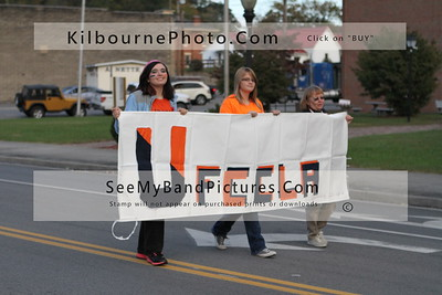 2012 Union Homecoming Parade