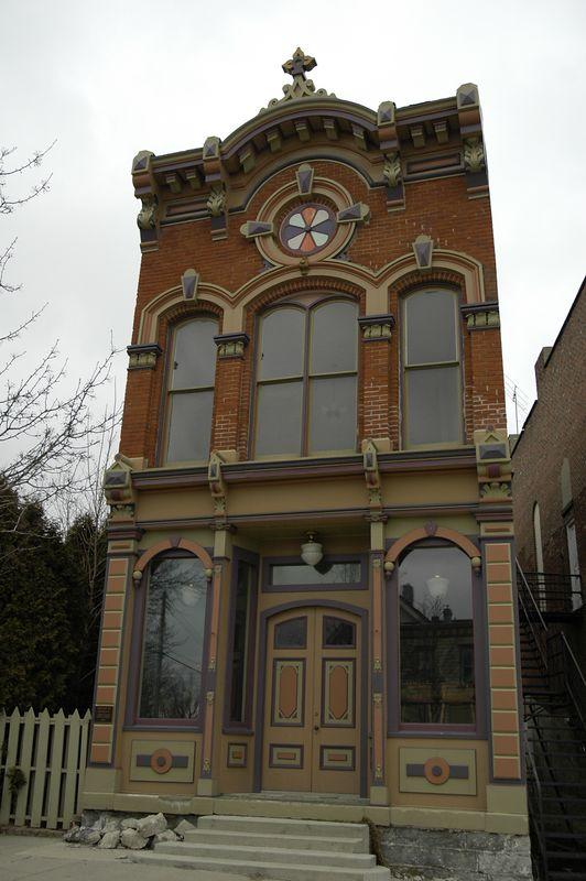 Downtown Plymouth Ohio