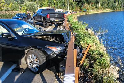 10-17-18 MVA With Injuries, Bear Mountain Bridge Road, Photos By Bob Rimm