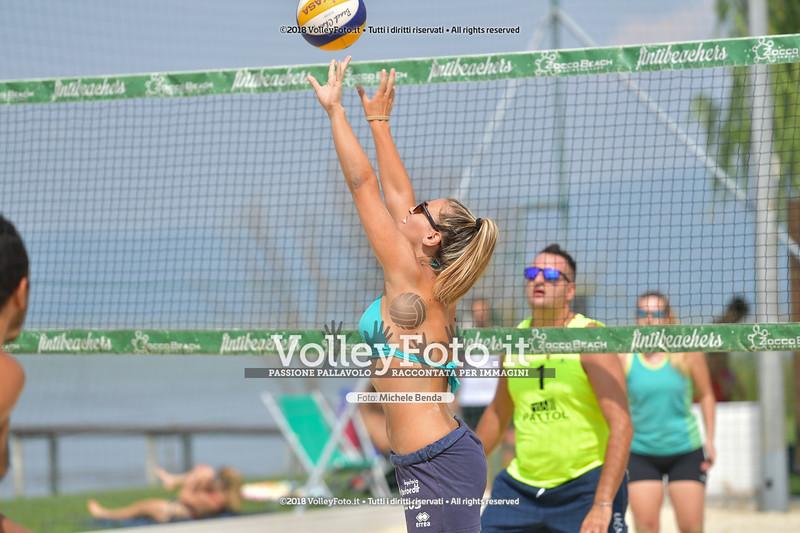 presso Zocco Beach PERUGIA , 25 agosto 2018 - Foto di Michele Benda per VolleyFoto [Riferimento file: 2018-08-25/ND5_8733]