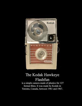 Kodak Hawkeye Flashfun 1961 - 1967