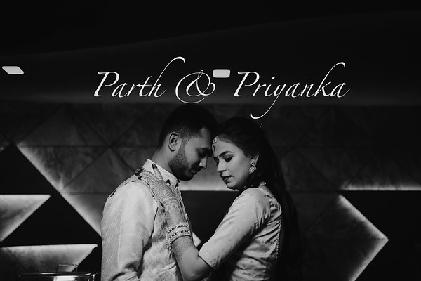 Parth & Priyanka Ring Ceremony