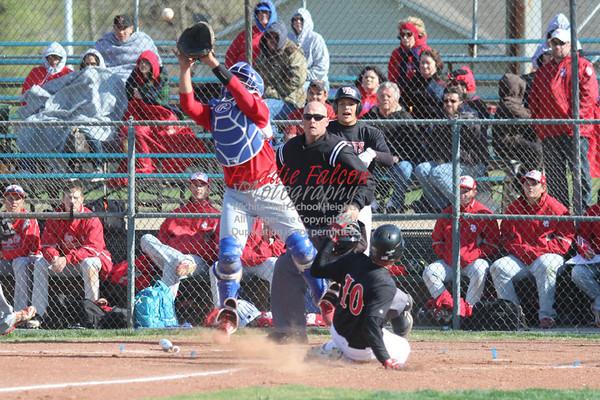 05-03-2013 Baseball vs dodge