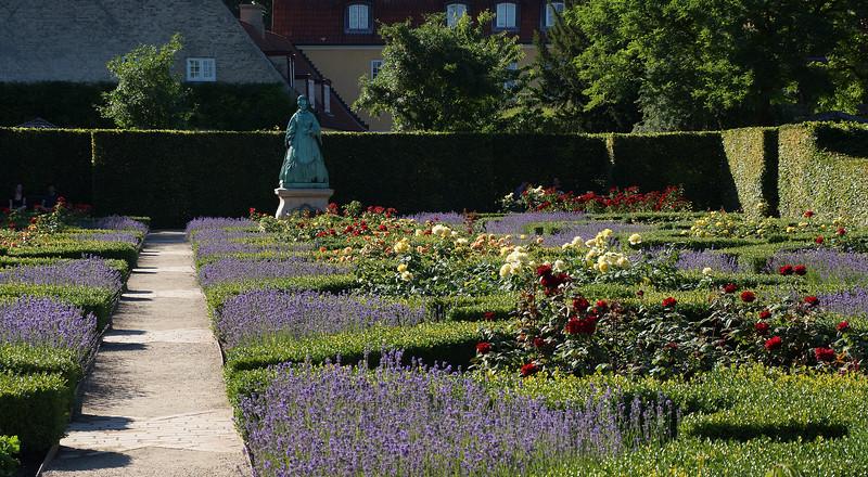 The King's Garden, Copenhagen