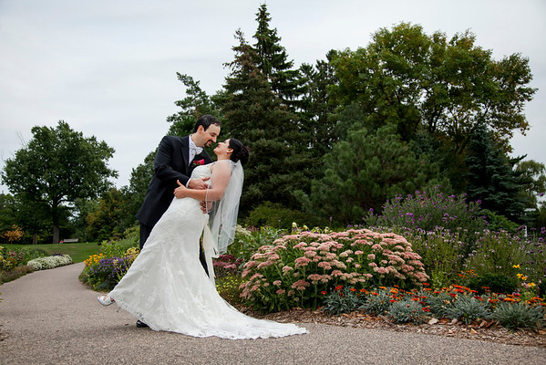 Constantine & Stephanie Married