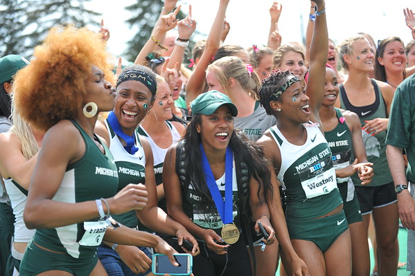 2015 Big Ten Outdoor Track and Field Championships - May 17, 2015