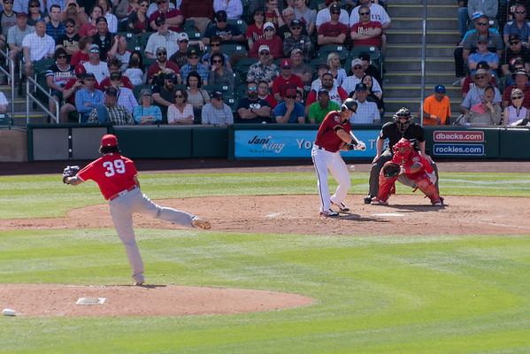 Diamondbacks Baseball 2019
