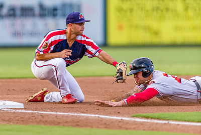 Florida Fire Frogs 08/03/2018