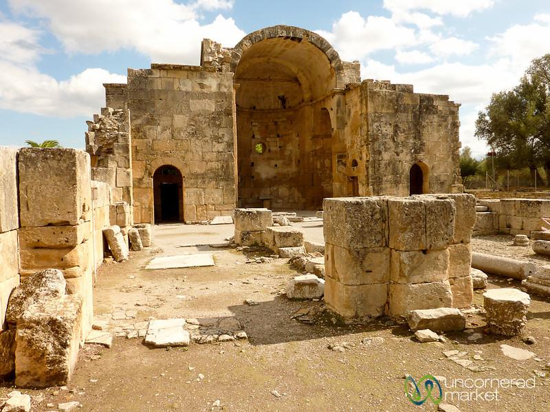 Gortyn Church - Crete, Greece