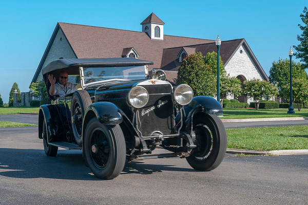 Tour d'Elegance Sunday part 1