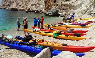July 7 - The Sulphur coast