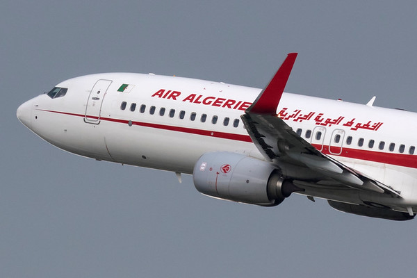 7T-VKN - Boeing 737-8D6