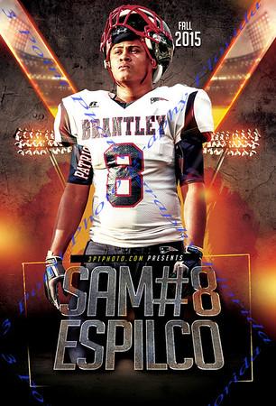 Sam Espilco #8