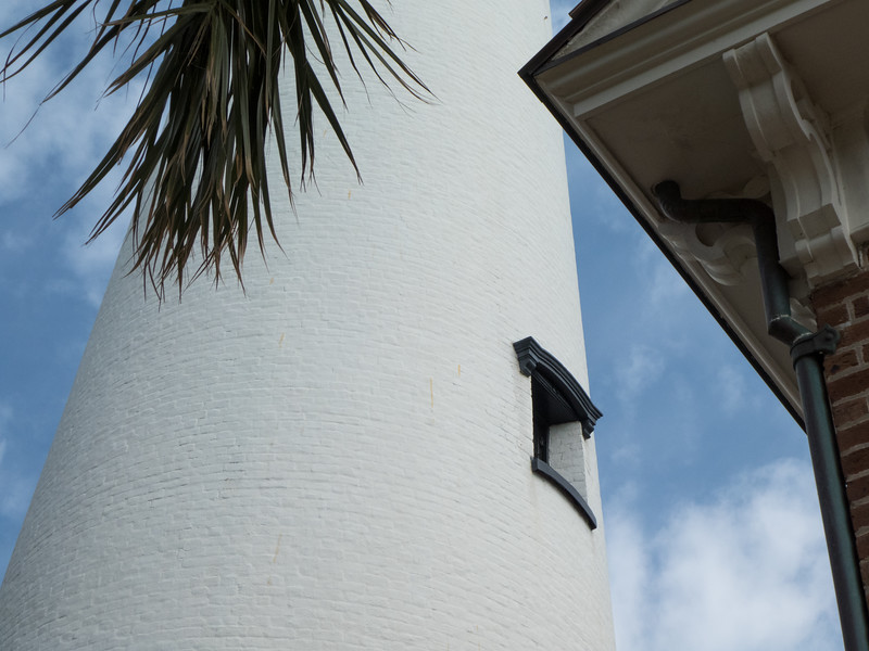 Saint Simons Island lighthouse