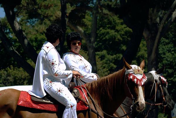 2008 Best Buck in the Bay - Elvis Impersonators