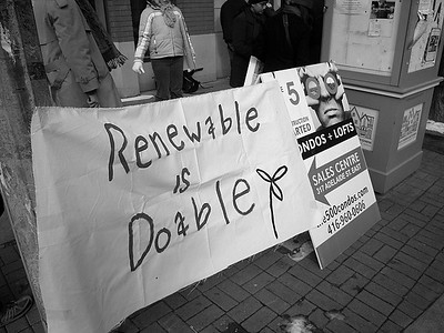 Rally for Green Energy