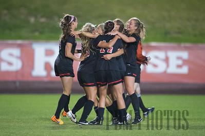 Rutgers Women v Minnesota 05-23-2015