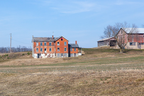 Lewisburg, Pa -Farms