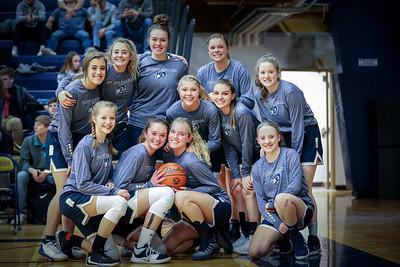 Red Lodge Girls Basketball Season 2019 - 2020