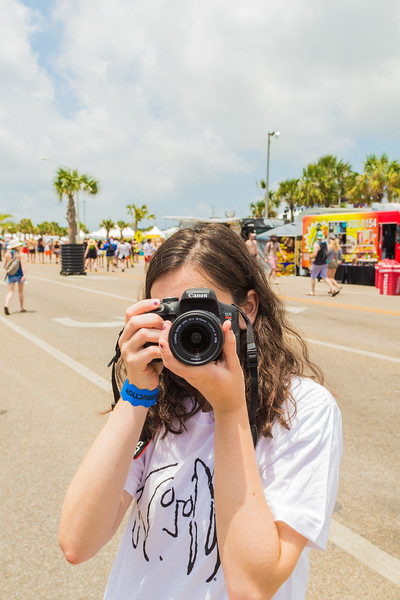 2016_05_22, Gulf Shores, AL, Alabama, Hangout Fest, students, canon