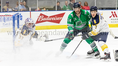 Norfolk Admirals -vs- Florida Everblades