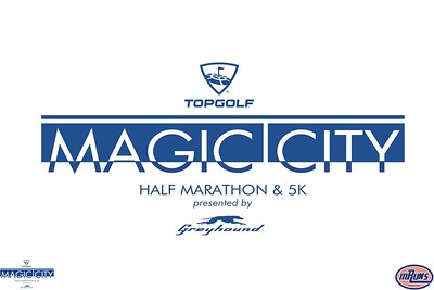 2018 Magic City Half Marathon: Half/5k - Start and Finish