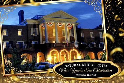 Natural Bridge Hotel New Year's Eve 2019