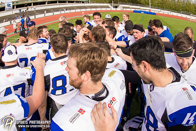 American Football - Luzern Lions
