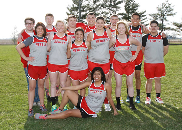 SNHS Track 2014