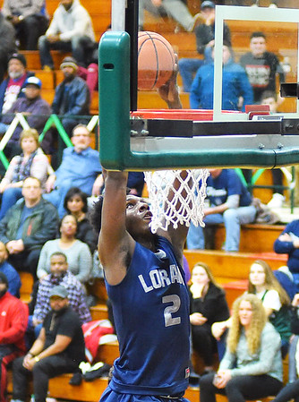 Lorain snaps skid with win over Elyria Catholic