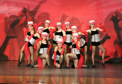 Position One School of Dance 2012