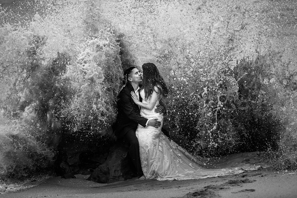 Alicia and Dylan Trash the Dress