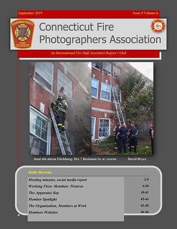 CFPA September 2019 Newsletter - Issue 9, Volume 6